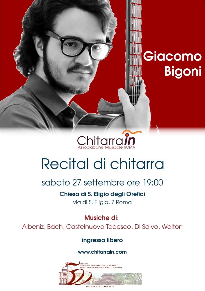 Locandina Giacomo Bigoni copia
