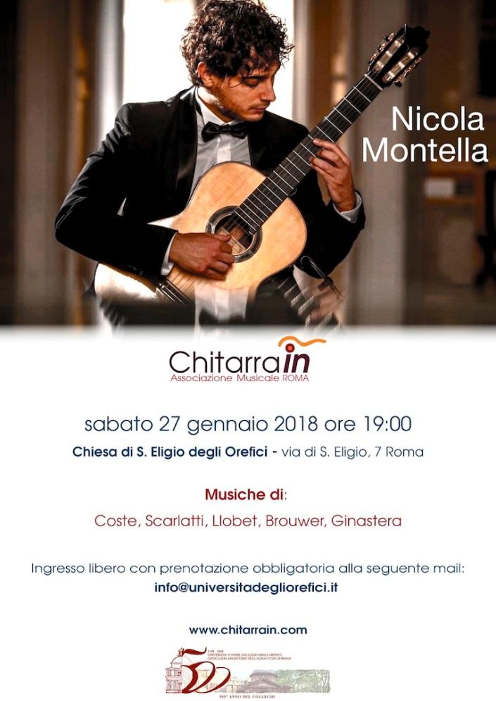locandina Nicola Montella